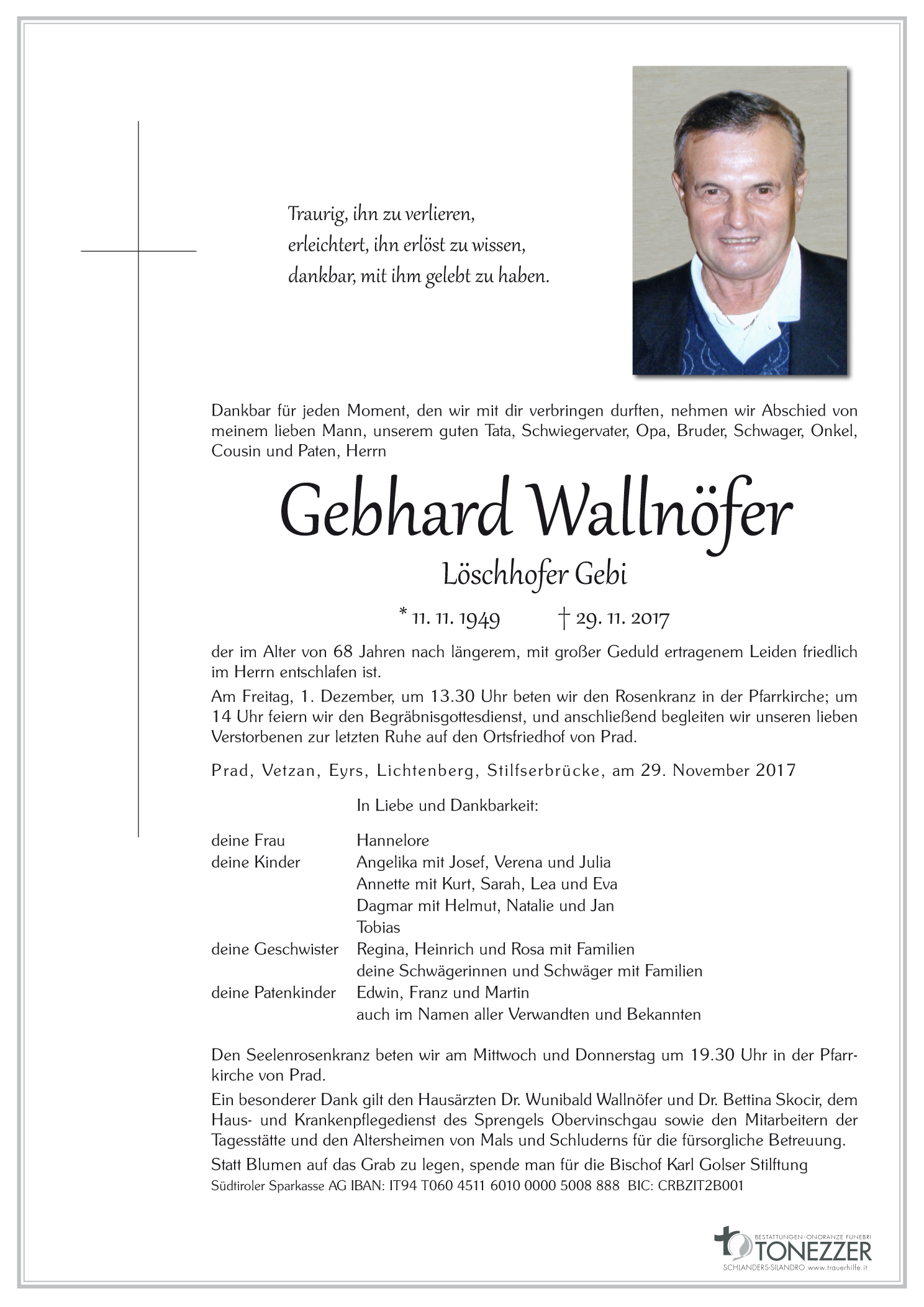 Gebhard Wallnöfer
