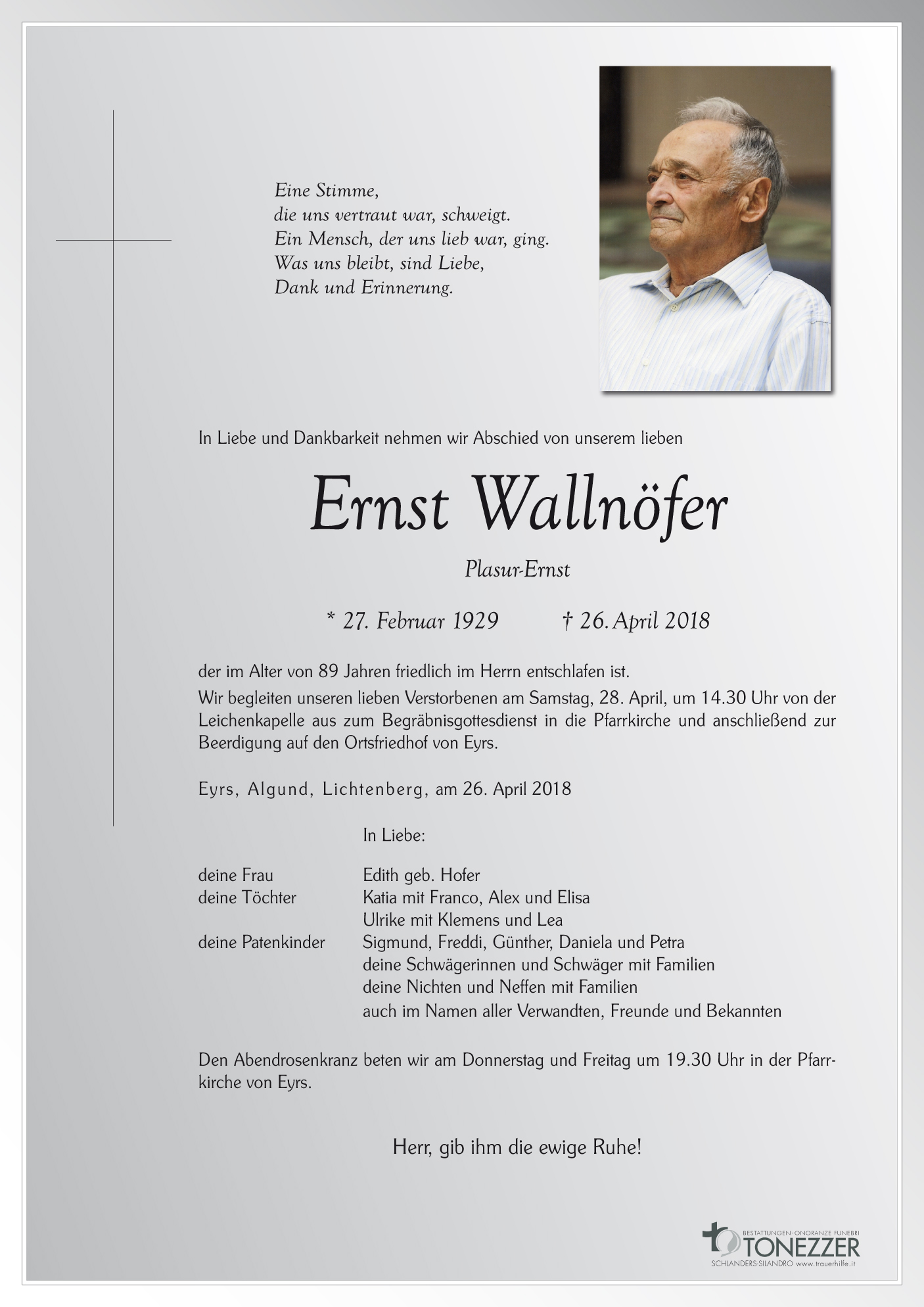 Ernst Wallnöfer