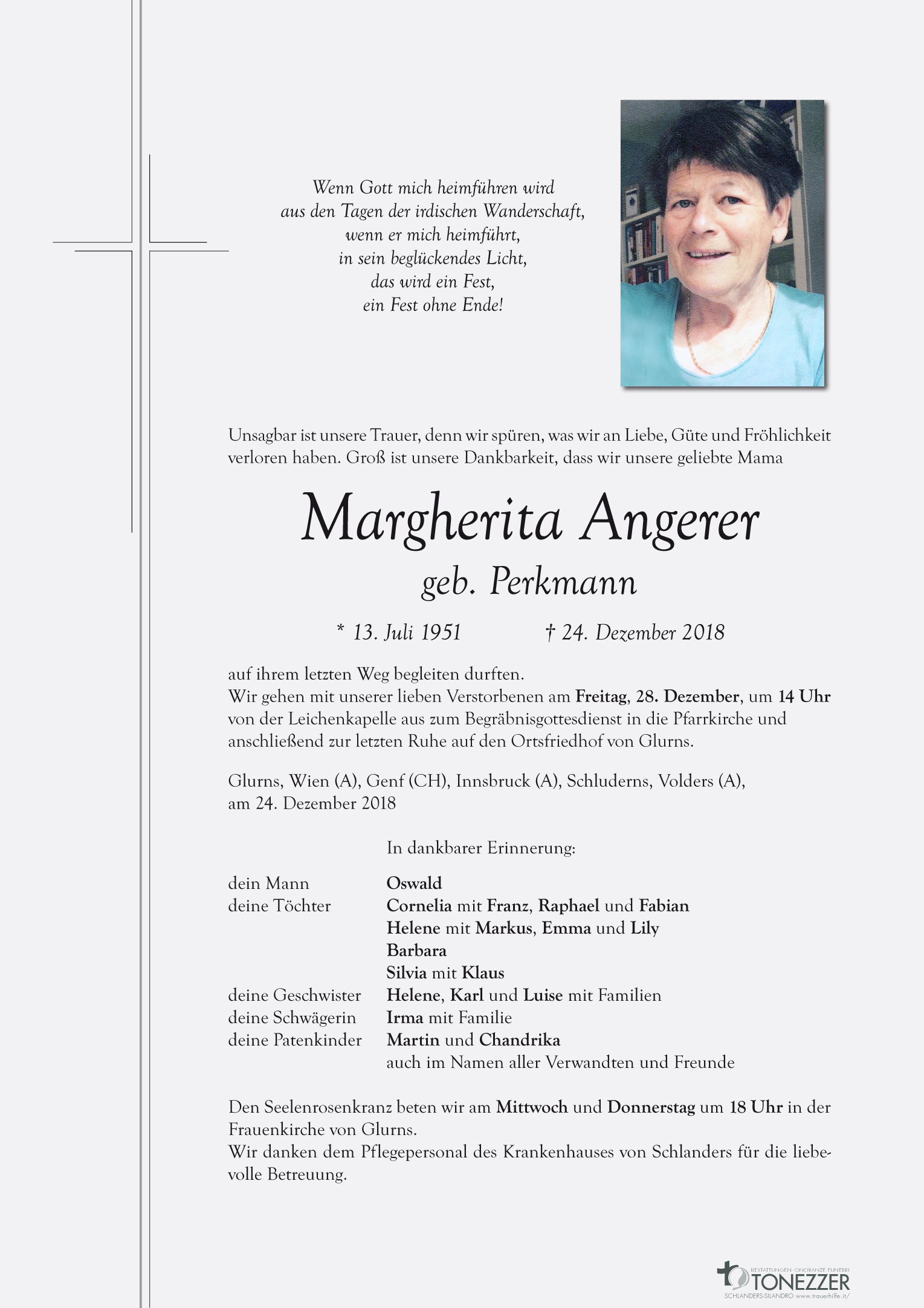 Margherita Angerer