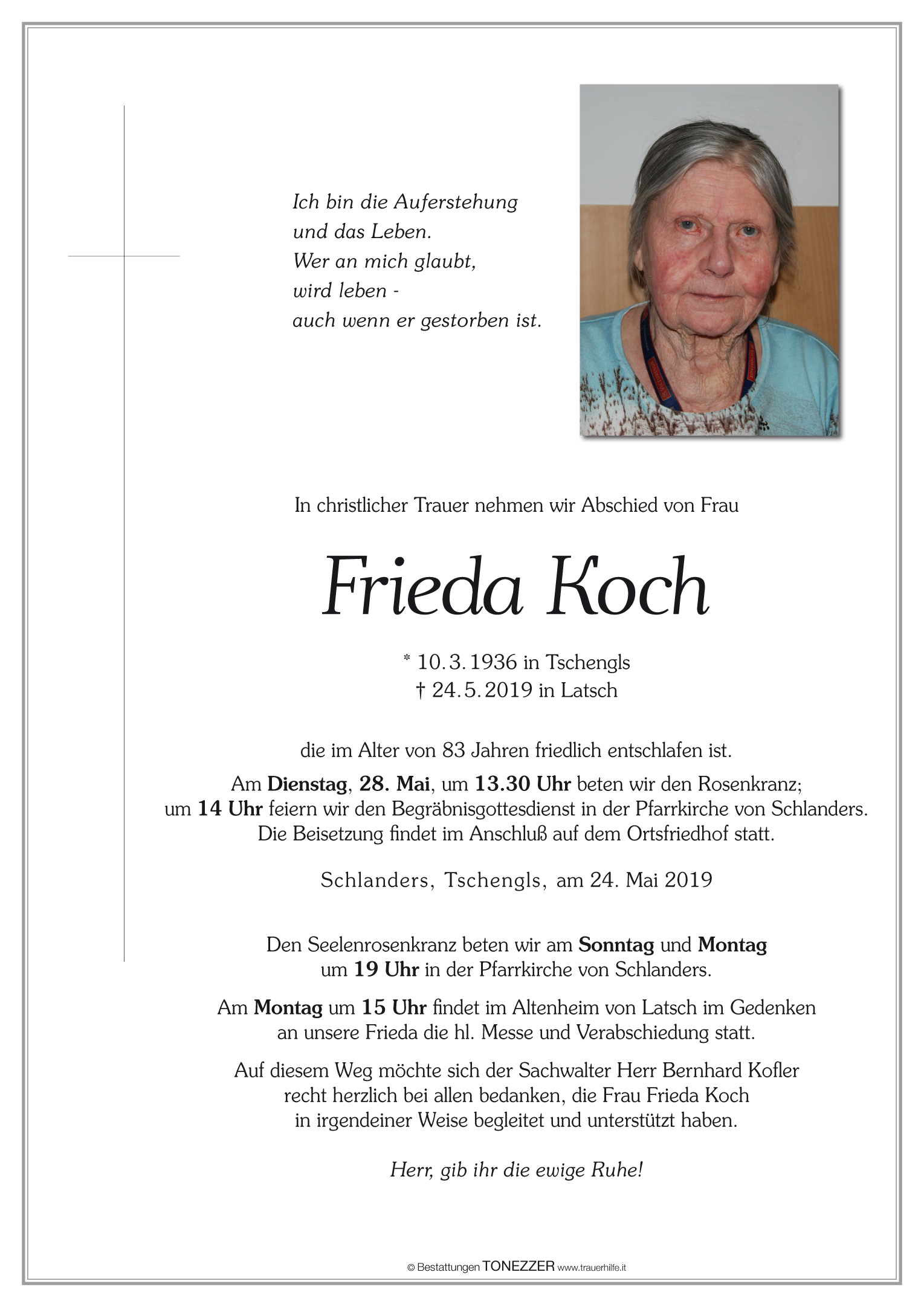 Frieda Koch