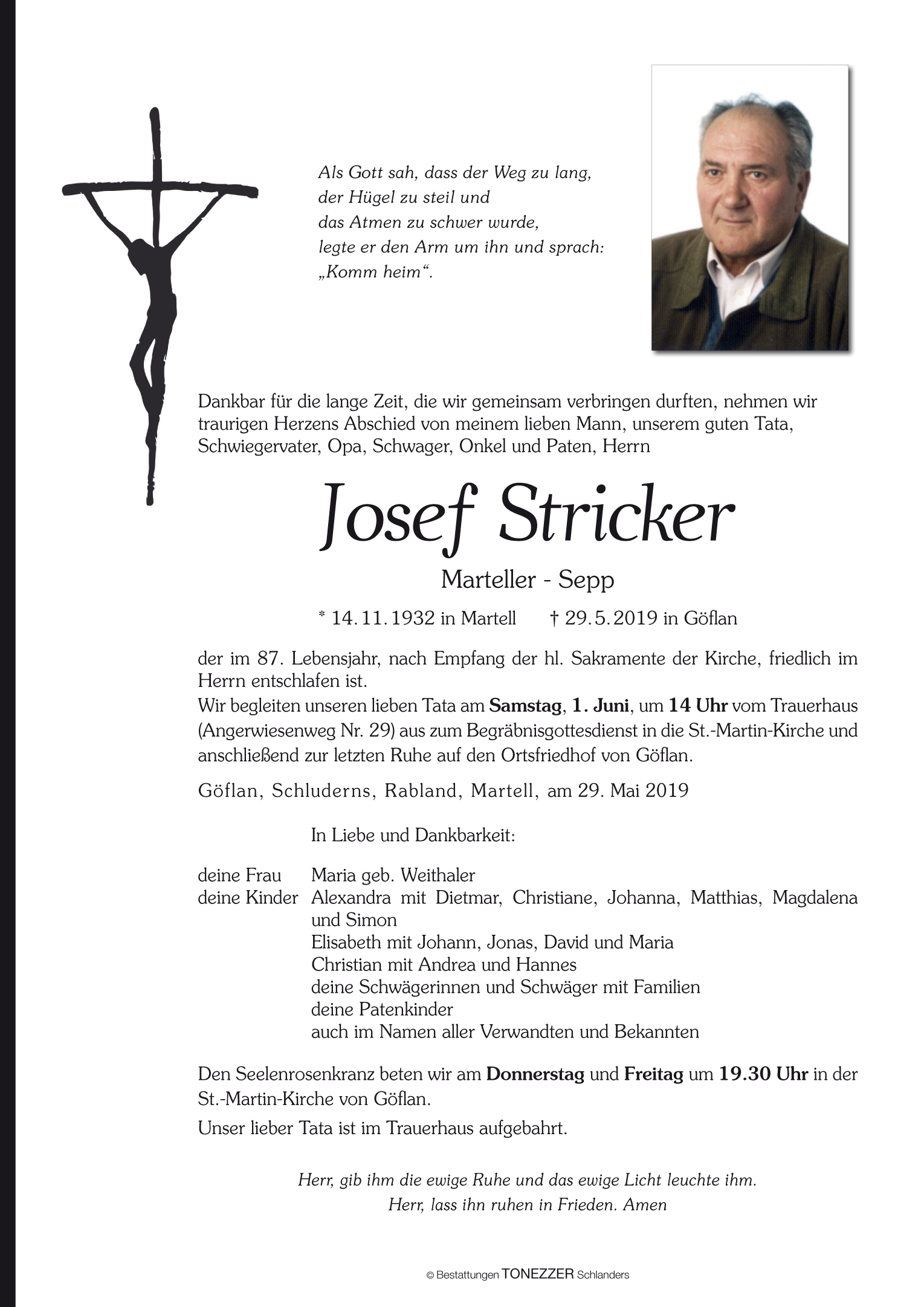 Josef Stricker